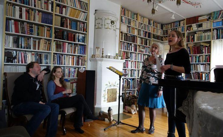 Rett hjem, – klassisk musikk i din egen stue