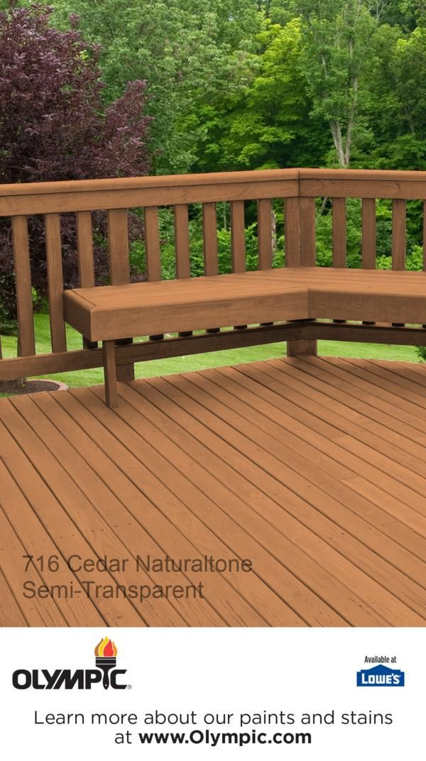 716 cedar naturaltone stains the o 39 jays and semi transparent stain for Exterior polyurethane for decks