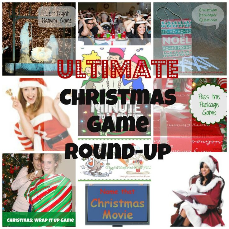 Sunday School Christmas Party Games: 17 Best Images About Women's Gathering Games On Pinterest