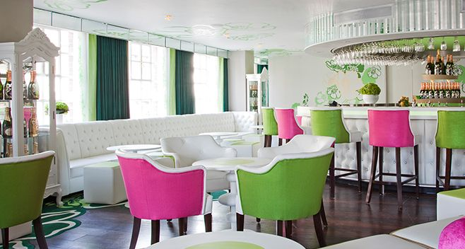 Harvey Nichols - Designer Fashion, Beauty, Food & Wine - Knightsbridge Dining - Restaurant Details