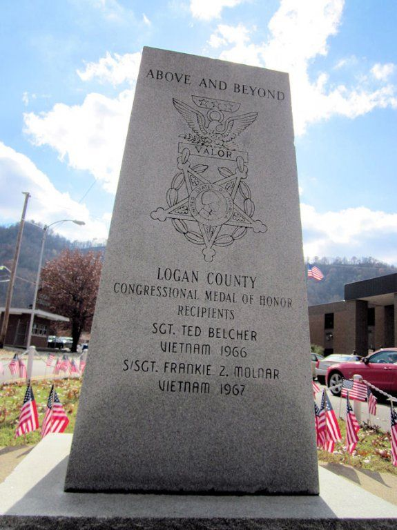 Logan and Lincoln County Vietnam Casualties - Logan WV History and ...