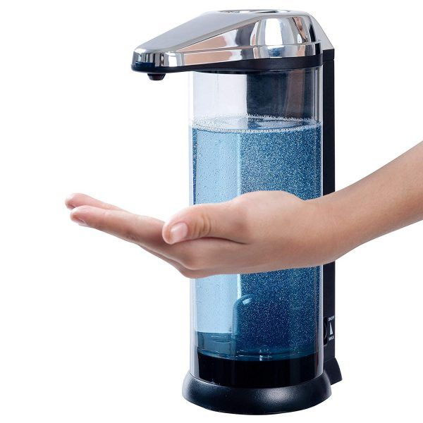 Top 10 Best Automatic Soap Dispensers In 2020 Topreviewproducts Automatic Soap Dispenser Hand Soap Dispenser Bathroom Soap Dispenser