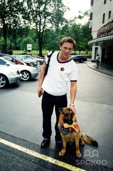 Dog also known as a German shepherd - Daily Celebrity ...