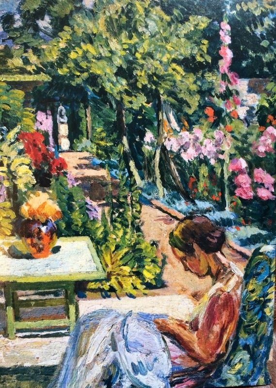 Angelica by Vanessa Bell - Hastings Battleaxe                                                                                                                                                     More
