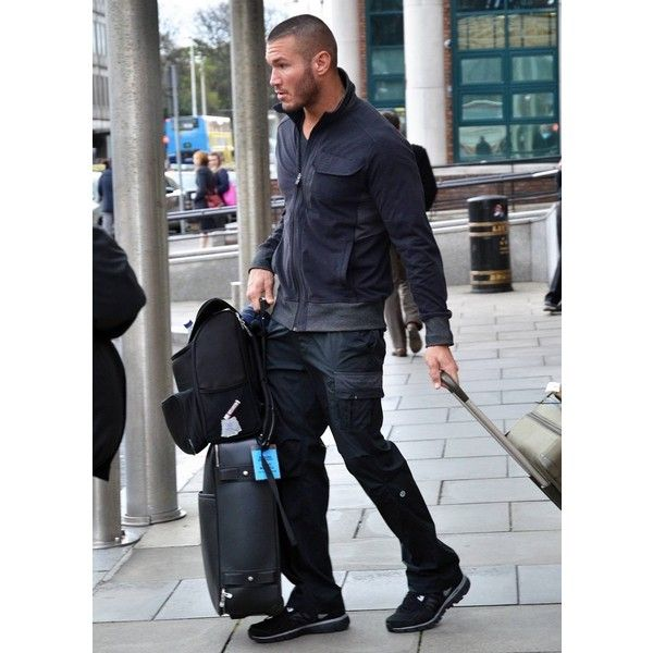 Randy Orton Picture 21 ❤ liked on Polyvore featuring wwe, pictures and randy orton