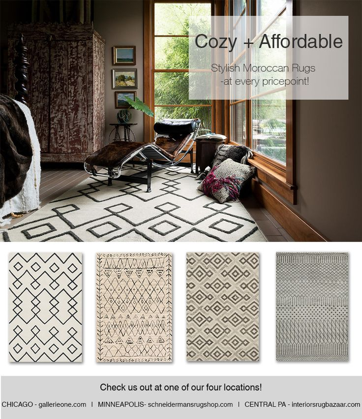 Cozy Affordable Moroccan Rugs Of Every Style