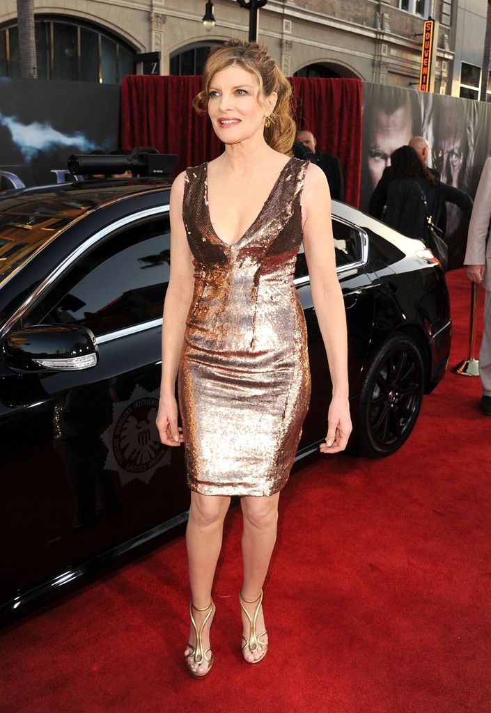 Rene Russo Photos Photos: Premiere Of Paramount Pictures ...