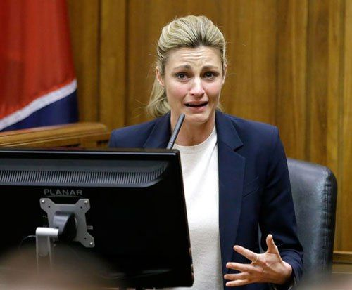 Erin Andrews broke down in tears in court: 'Dad, I'm Naked All Over the Internet' - http://wp.me/p4MFYY-MpZ
