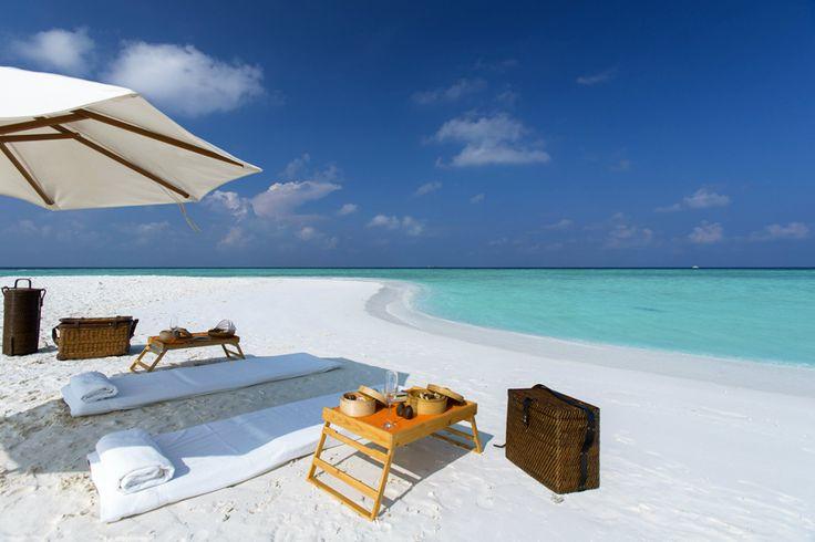 Gili Lankanfushi is de droomlocatie op deze aarde 20 minuten van Male, de hoofdstad van de Malediven dit resort bestaat uit 45 villa's