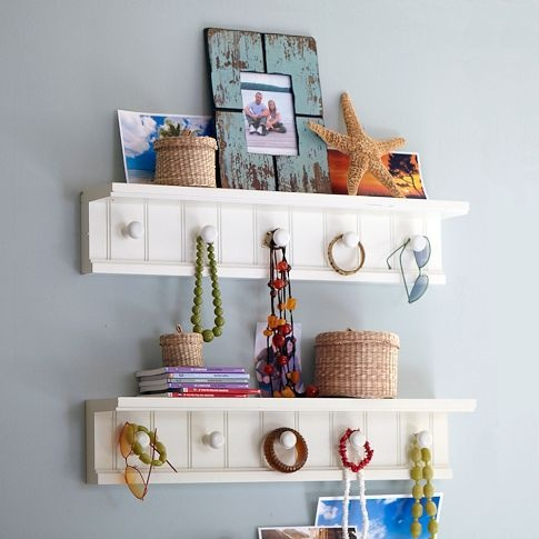 If I remove the metal bathroom storage thing I have and put two or three of these up in its place, it will be perfect!