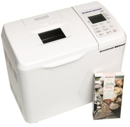 20 most recent breadman plus automatic bread maker questions.