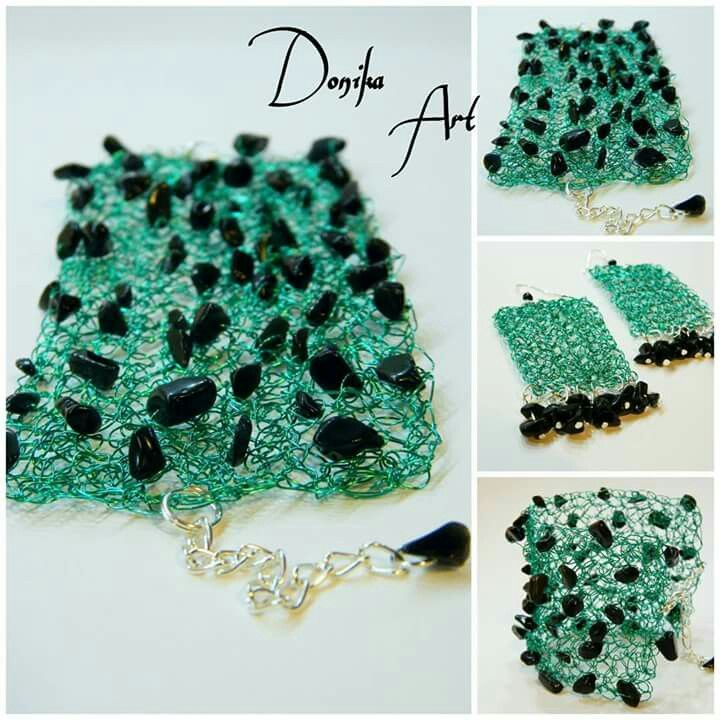 21 best Crochet wire & polymer clay, DonikArt images on Pinterest ...