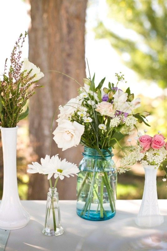 look out for arrangements like these at my wedding. ;)