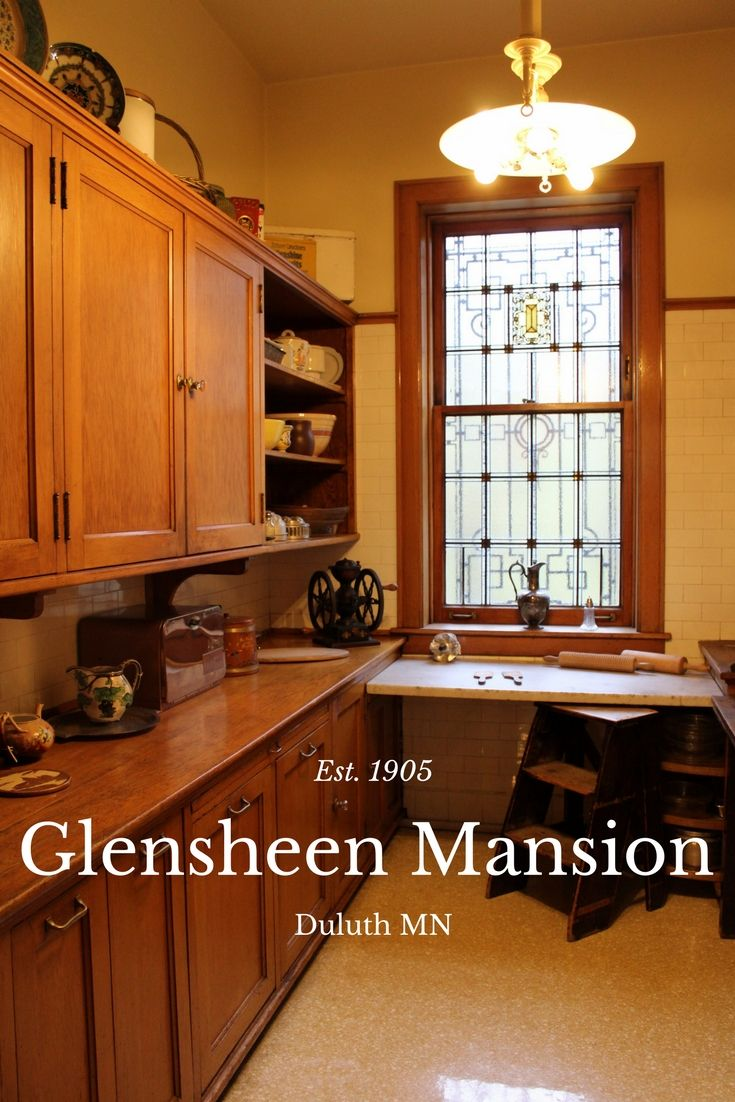 Looking for something to do on a Rainy Day in Duluth? Check out the Glensheen Mansion, located in Duluth MN!