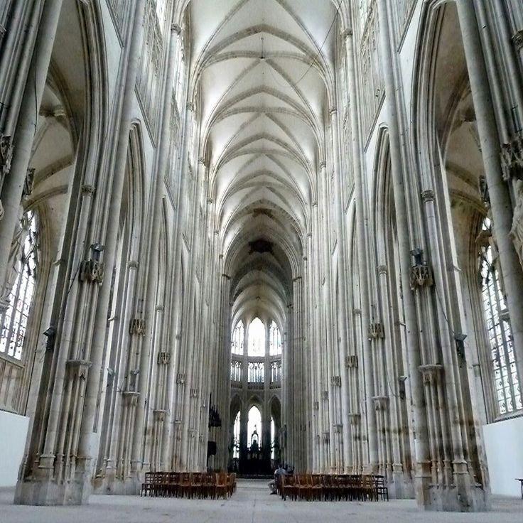 St Ouen's Abbey, Rouen