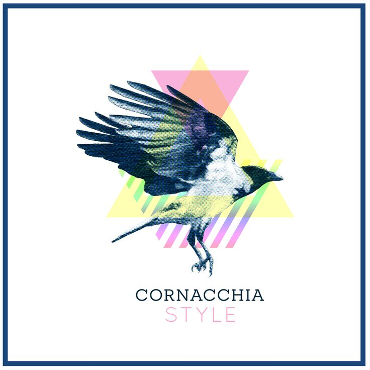 cornacchia style poster by FR