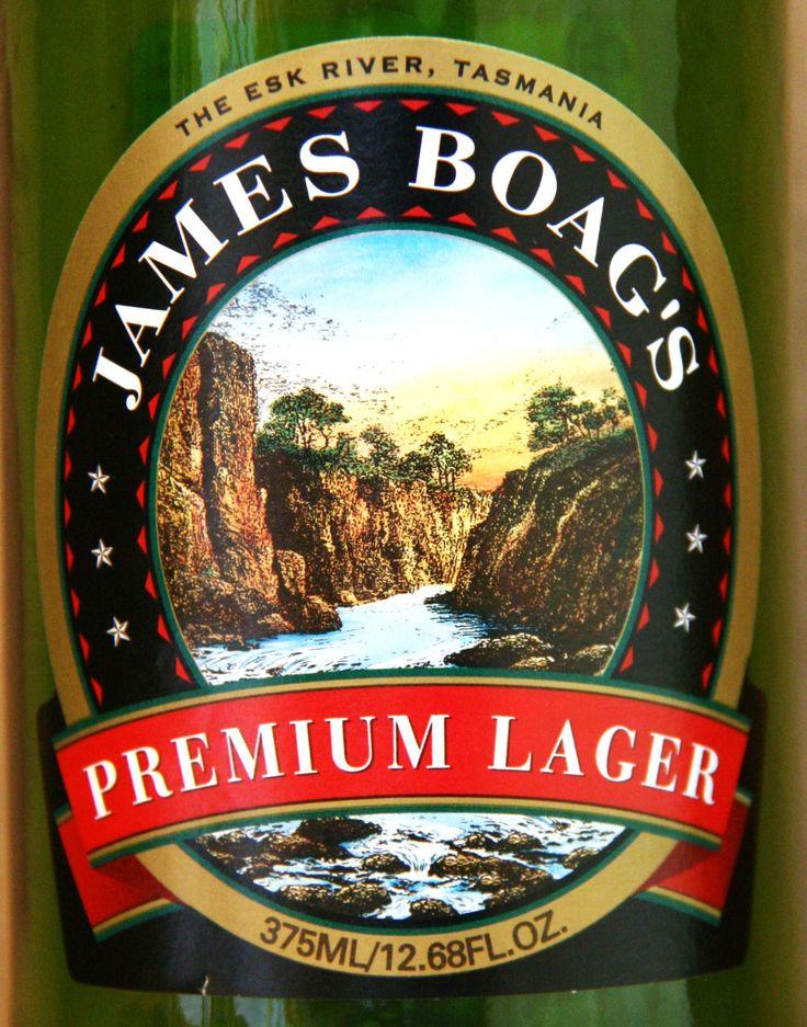 James Boag's Premium Lager Score: