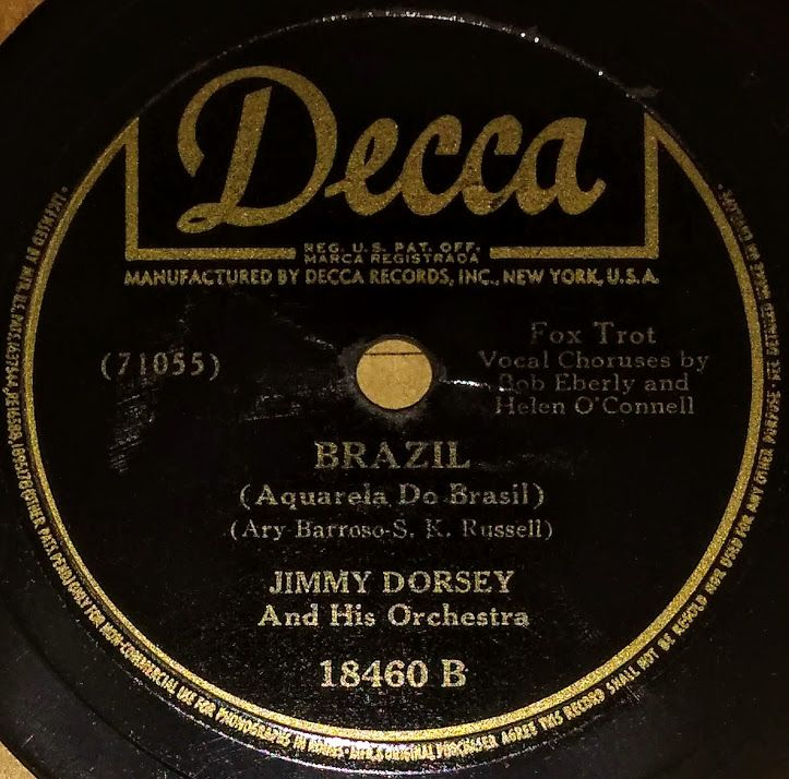 Pin By L D Hills On American Decca Vocal 78 Rpm Orchestra