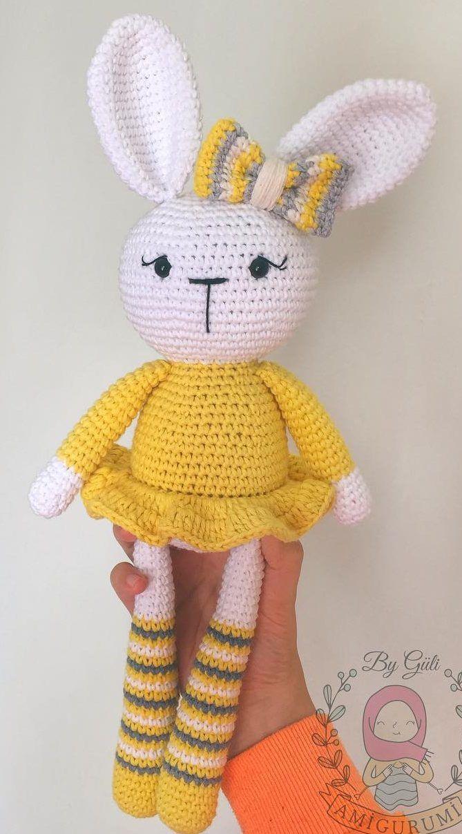 Crochet Amigurumi Anime Yarns 39+ Ideas #crochet in 2020 | Kawaii ... | 1207x669