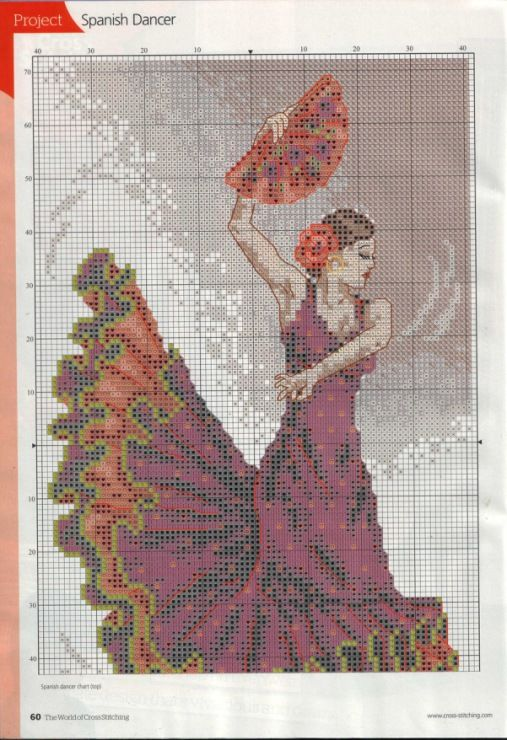 (48) Gallery.ru / Фото #32 - The world of cross stitching 19+Sticher's Diary 2013 - tymannost