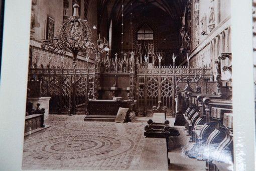 stare zdjęcie kaplicy