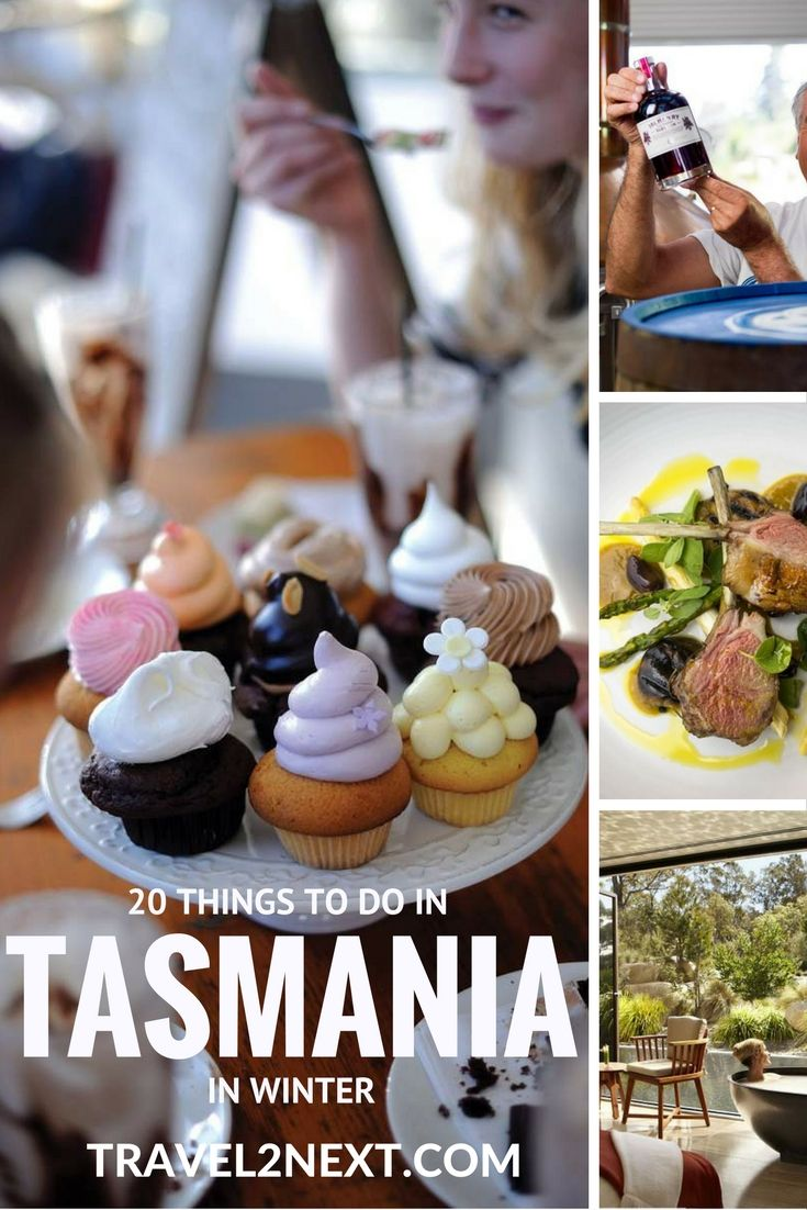 20 IDEAS ON WHAT TO DO IN TASMANIA IN WINTER. Winter is the time of year when Tasmania's rugged beauty takes on a magical quality.
