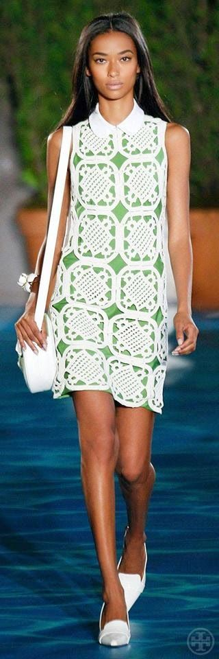 Top dress and squares