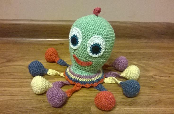 Ośmiornica / Octopus