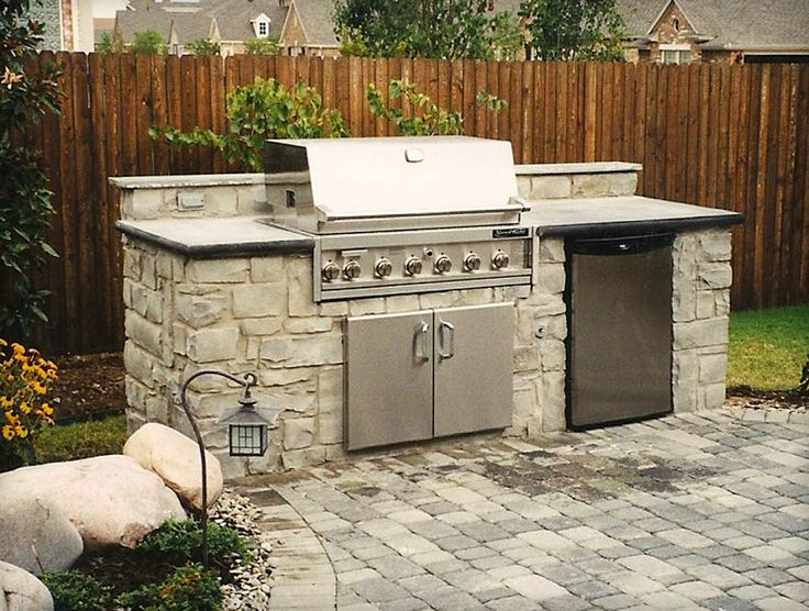 Best 25 Outdoor kitchen kits ideas on Pinterest  Gas