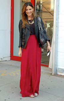 51 best Long Skirt & Mid Drift images on Pinterest