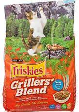 Friskies Grillers Cat Food Coupon - Nice! - http://yeswecoupon.com/friskies-grillers-cat-food-coupon-nice/