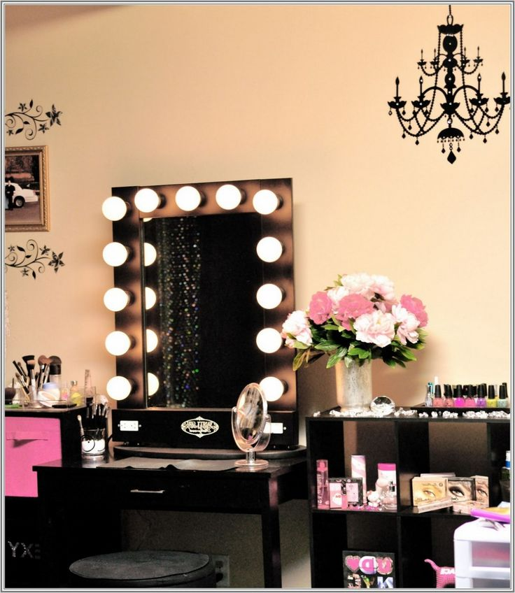 Makeup Table Ideas best 20+ vanity table with lights ideas on pinterest | makeup