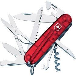 Victorinox Huntsman Translucent Knife - Mountain Equipment Co-op