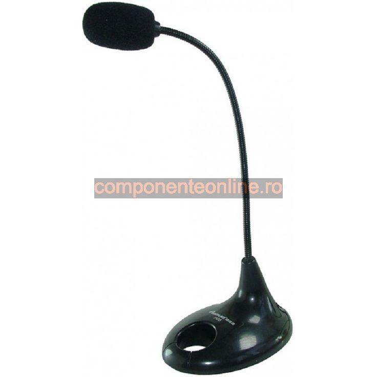 Microfon pentru calculator, suport flexibil - 113804