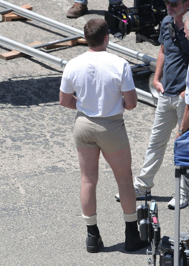 Bradley Cooper's Ass Makes Grand Appearance In Dangerously Tiny ...