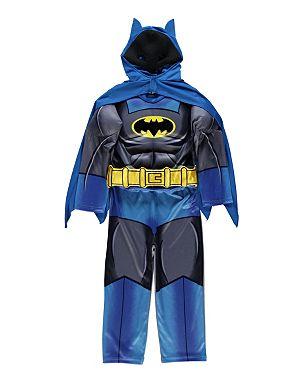 Batman Fancy Dress Costume