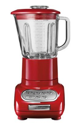 Blender Kitchenaid Artisan 5 KSB 555 EER ROUGE prix promo Darty 169,00 € TTC