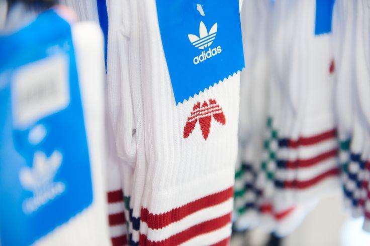 Os detalhes que fazem a diferença. Visite o espaço Adidas Originals no Piso 3 do El Corte Inglés de Lisboa.