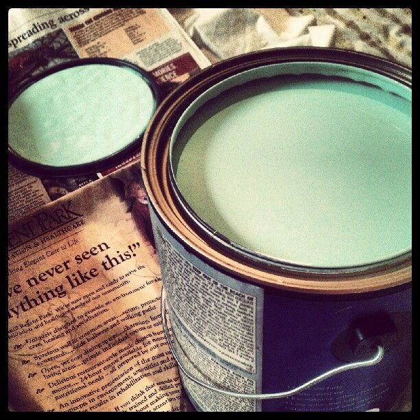 Valspar Tiffany Blue Paint And They Lived Happily Ever