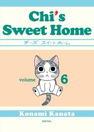 Now reading: Chi's Sweet Home vol. 6