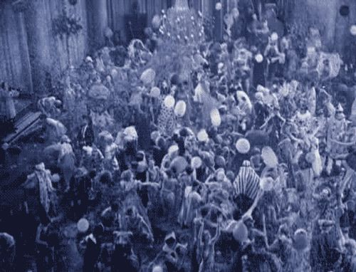 Um… could I please go to this party for New Year's Eve? From The Temptress (1926).