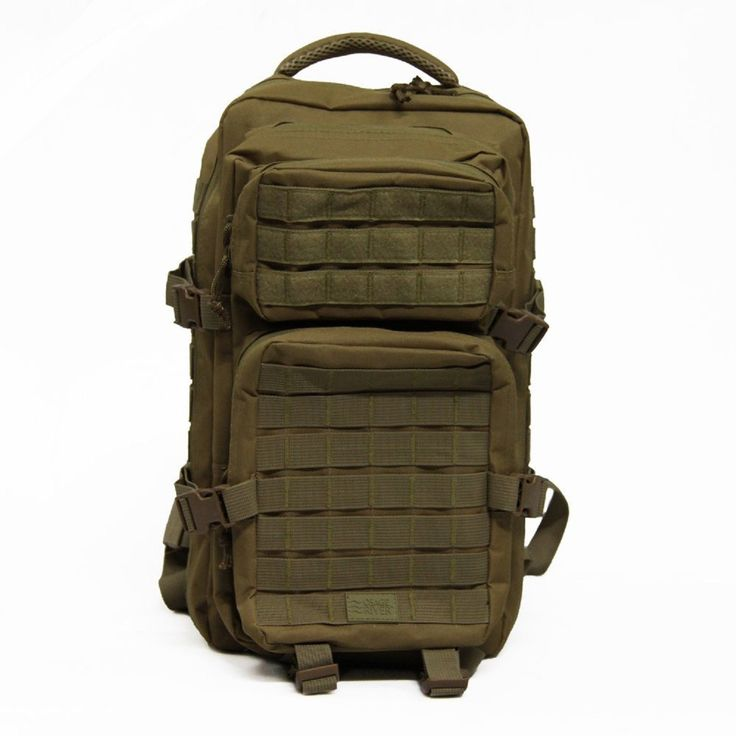 Osage River Tactical Pack-Coyote Tan