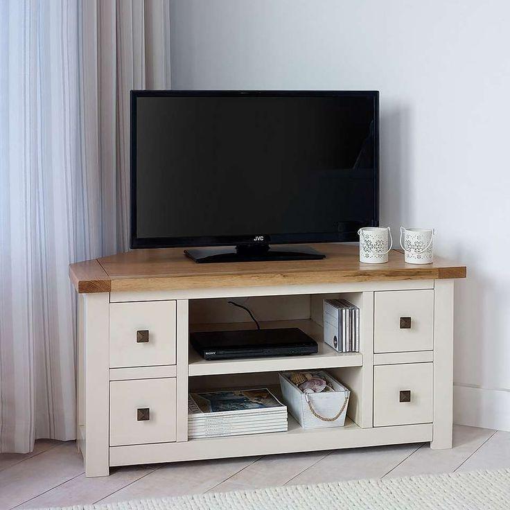 best 25 corner tv unit ideas on pinterest. Black Bedroom Furniture Sets. Home Design Ideas