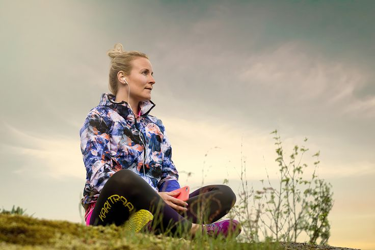 Sport Photography - Running / The moment before action. http://www.arcticsportaddicts.fi/