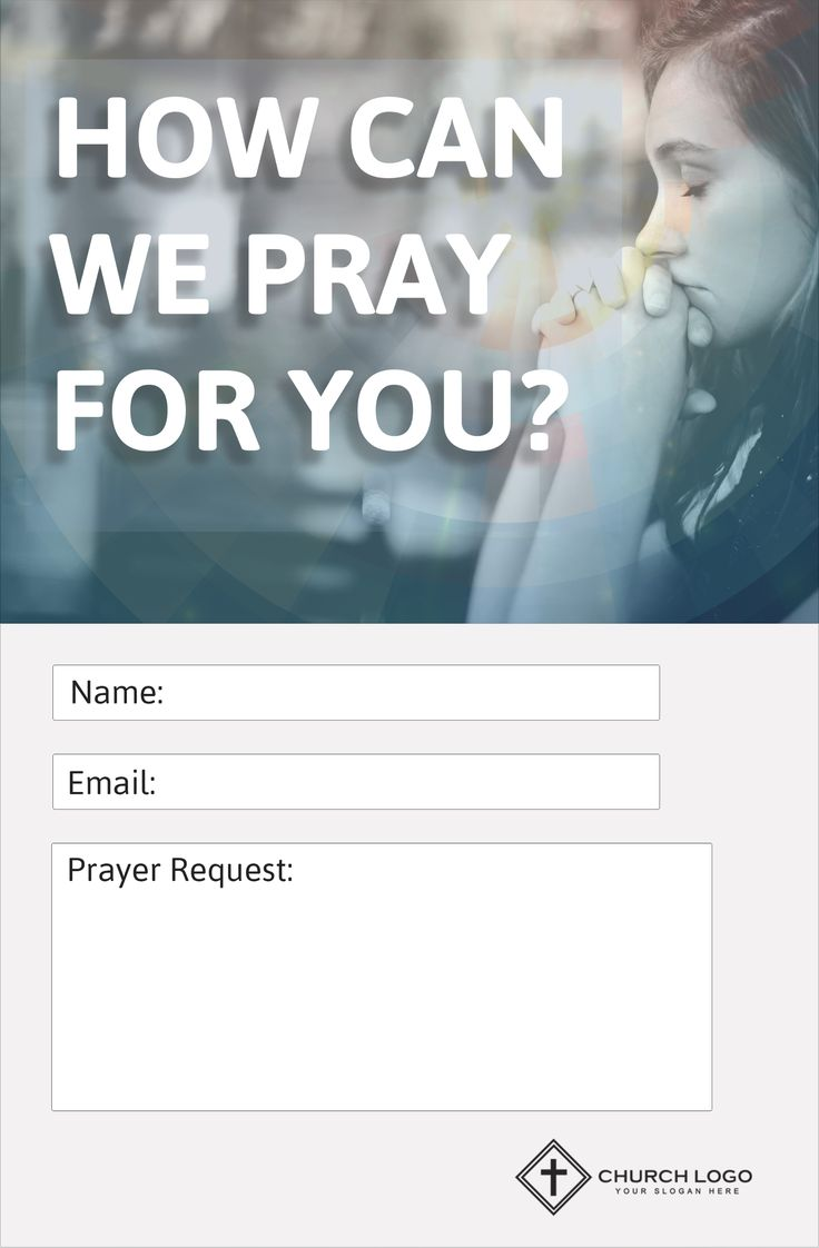 This church connection card provides a way for you to collect prayer requests in a non-threatening and caring way. With this card, you may find those in your church confiding in you much more, leading to more conversations and opportunities to better know and minister to your flock. And this card is sure to speak volumes to visitors of your care for them and the kind of church you are. Available to download as a free template.