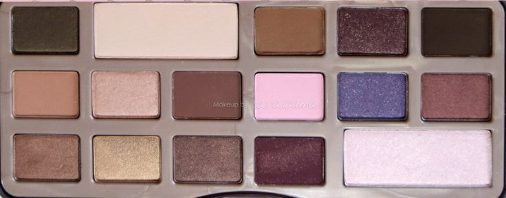 paleta chocolate bar de too faced
