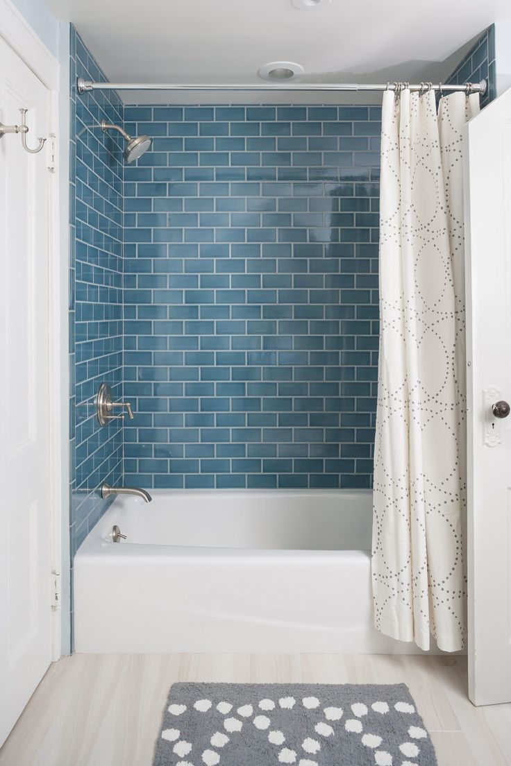 Bathroom tub and shower designs - 5 Fresh Ways To Shake Up The Look Of A Bathtub Shower Combo