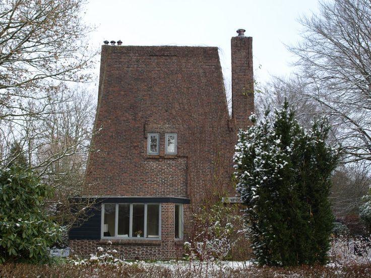 Huis 't Fortje van architect Egbert Reitsma (1892-1976).
