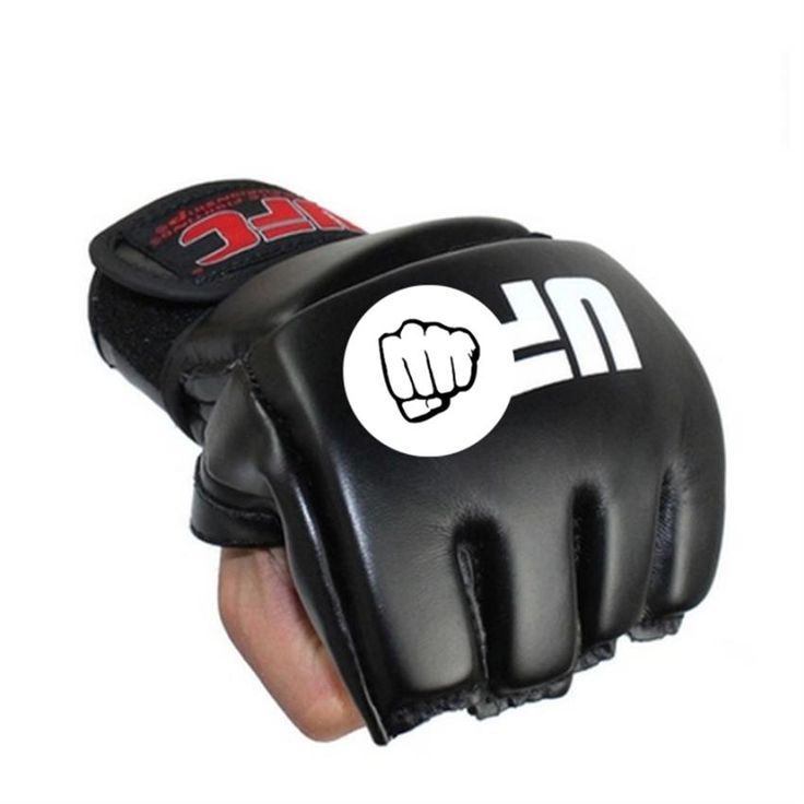 Muay Thai MMA cortex Ferocious fighting fitness boxing gloves half finger gloves MMA boxe thai muay thai pads boxers gloves