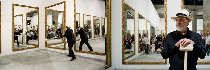 VNH Gallery, Paris - Michelangelo Pistoletto : RESPECT - 20 October > 23 December, 2016 @VNHGallery @GContinua http://mpefm.com/mpefm/modern-contemporary-art-press-release/france-art-press-release/vnh-gallery-paris-michelangelo-pistoletto-respect